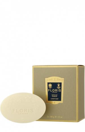 Набор мыла Soulle Ambar Floris. Цвет: бесцветный