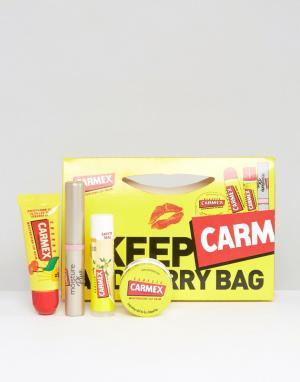 Beauty Extras Набор Carmex Keep Carm & Carry Bag. Цвет: бесцветный