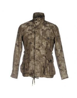 Куртка TATRAS. Цвет: серый