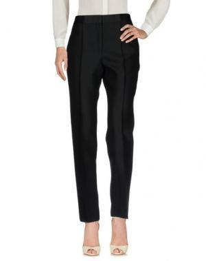 Повседневные брюки CÉLINE. Цвет: черный