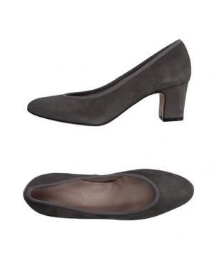 Туфли ANCARANI. Цвет: серый