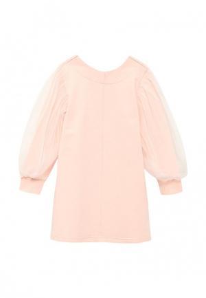 Платье Irmi. Цвет: розовый