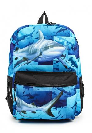 Рюкзак Mojo. Цвет: синий