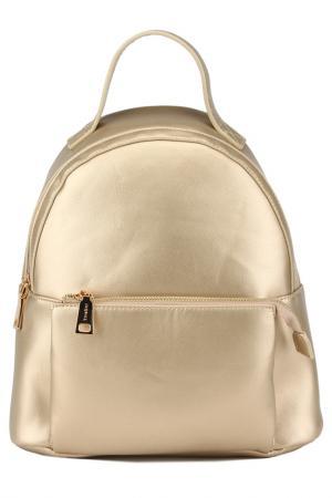 Рюкзак TIVALINI. Цвет: золотой