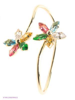 Кольцо Royal Diamond. Цвет: золотистый