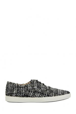 Ботинки Donna Swear. Цвет: черно-белый
