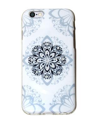 Чехол для iPhone 6/6s Lola. Цвет: белый, черный, голубой
