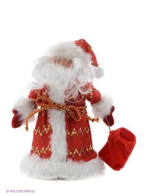 Кукла Дед Мороз Новогодняя сказка. Цвет: красный, белый