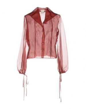 Pубашка CAILAN'D. Цвет: кирпично-красный