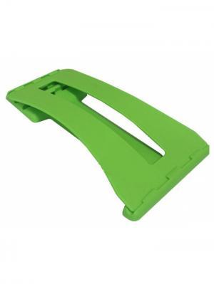 Массажер для спины Стан RUGES. Цвет: светло-зеленый