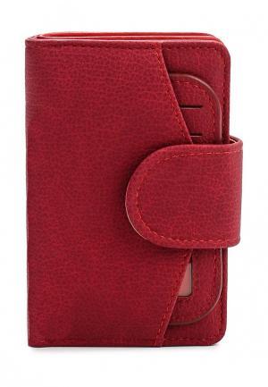 Кошелек Maria. Цвет: красный