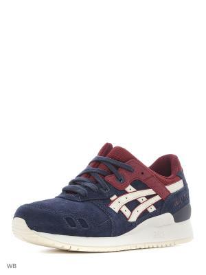 Спортивная обувь GEL-LYTE III ASICSTIGER. Цвет: синий, белый
