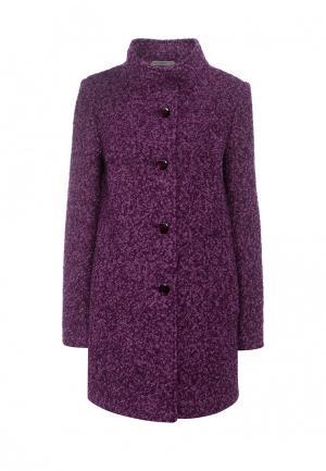 Пальто Avalon. Цвет: фиолетовый