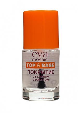 Топовое покрытие Eva Mosaic. Цвет: белый