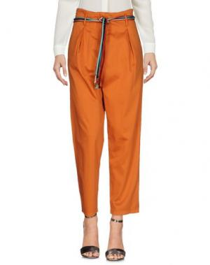 Повседневные брюки ATOS LOMBARDINI. Цвет: оранжевый