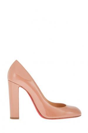 Лакированные туфли Cadrilla 100 Christian Louboutin. Цвет: none