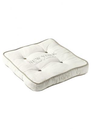 Подушка на сиденье Heine. Цвет: молочно-белый