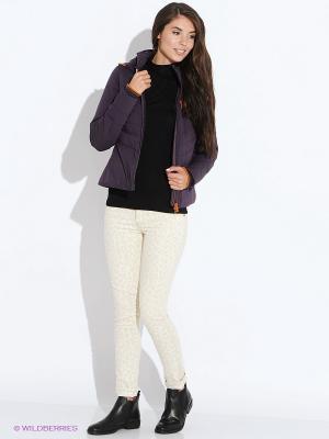Куртка GEOX. Цвет: сливовый