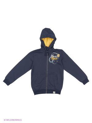 Куртка Cherubino. Цвет: темно-серый
