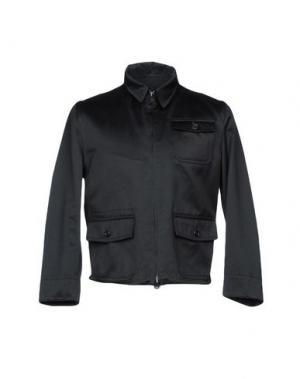 Куртка DUNHILL. Цвет: черный