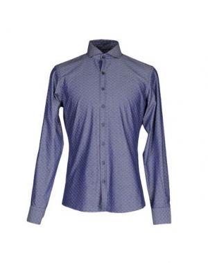 Pубашка HAMAKI-HO. Цвет: грифельно-синий