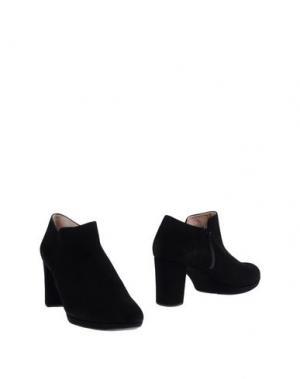 Ботинки UNISA. Цвет: черный