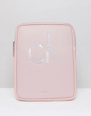 Calvin Klein Чехол для Ipad Noah. Цвет: розовый