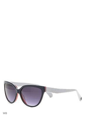 Очки солнцезащитные IS 11-320 20P Enni Marco. Цвет: синий, бирюзовый