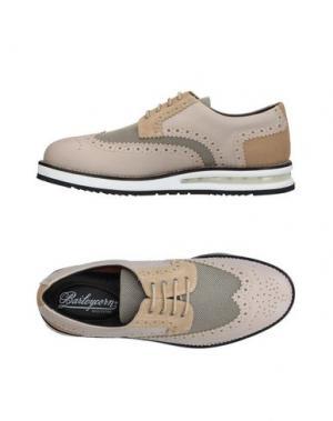 Обувь на шнурках BARLEYCORN. Цвет: бежевый
