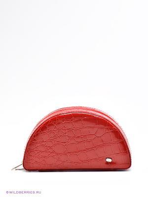 Шкатулка для украшений JARDIN D'ETE. Цвет: красный