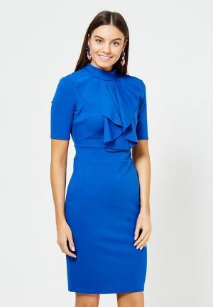 Платье Ad Lib. Цвет: синий