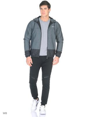 Куртка M LP CB JACKET BLACK Adidas. Цвет: черный