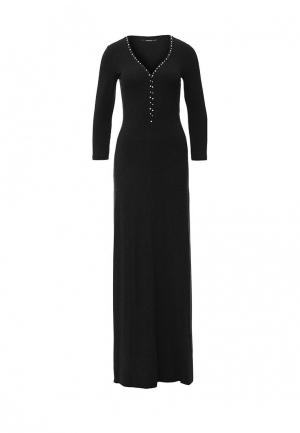 Платье Piena. Цвет: серый