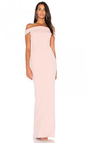 Вечернее платье legacy Katie May. Цвет: rose