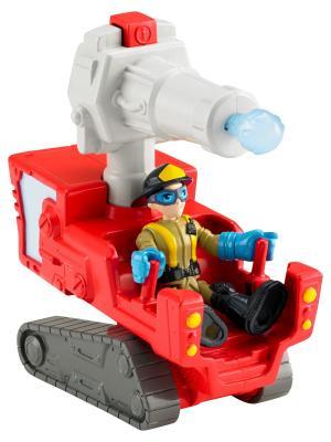 Городские спасатели Mattel. Цвет: красный