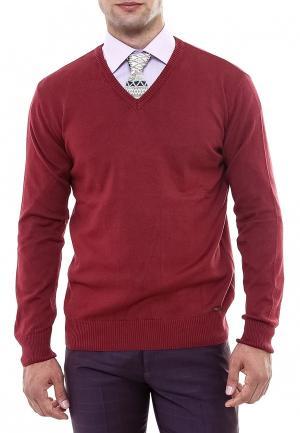 Пуловер Wessi. Цвет: бордовый