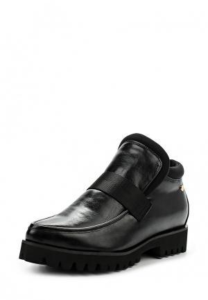 Ботинки Roccobarocco. Цвет: черный