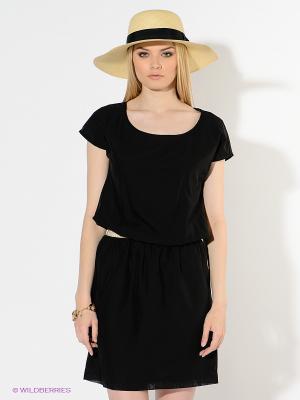 Платье American Outfitters. Цвет: черный, золотистый