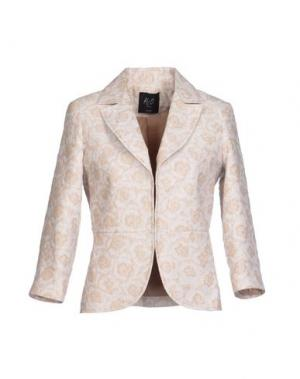 Пиджак H²O LUXURY. Цвет: светло-серый