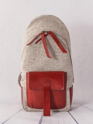 Рюкзак Frija. Цвет: рыжий