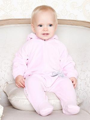 Комбинезон Lucky Child. Цвет: розовый