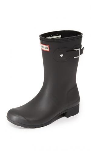 Оригинальные короткие сапоги Tour Hunter Boots. Цвет: голубой