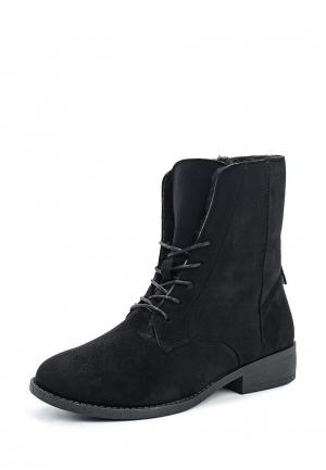Ботинки Topway. Цвет: черный