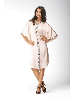 Блуза Marc&Andre. Цвет: бледно-розовый