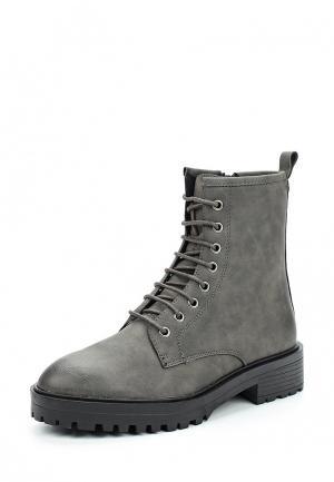Ботинки Corina. Цвет: серый