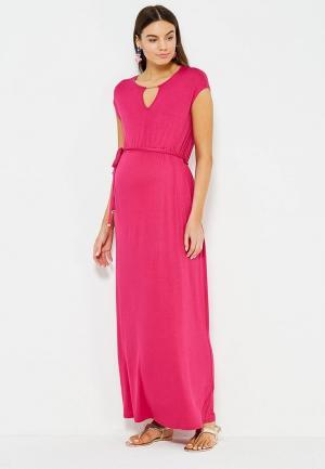 Платье Dorothy Perkins Maternity. Цвет: фуксия