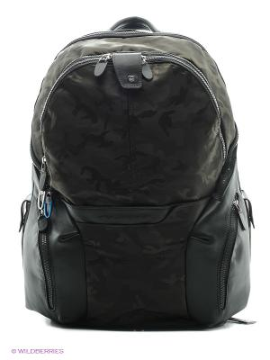 Рюкзак PIQUADRO. Цвет: зеленый