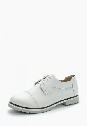 Ботинки Laura Valorosa. Цвет: белый