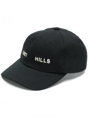 Кепка Lost Hills Dad Yeezy. Цвет: чёрный