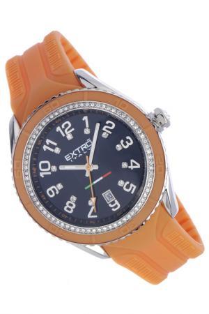 Наручные часы Extro. Цвет: оранжевый